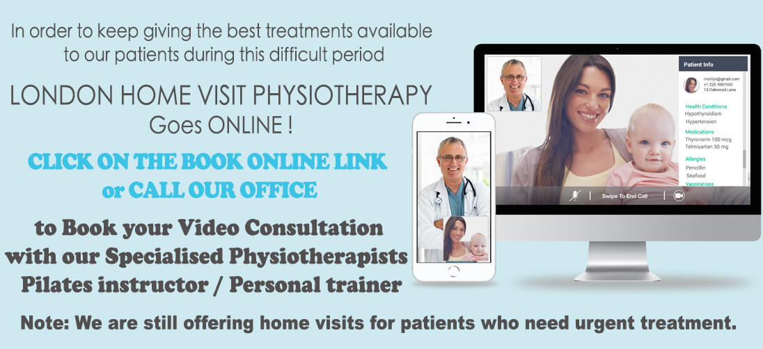 Online Physiotherapy consultation online physiotherapist treatment