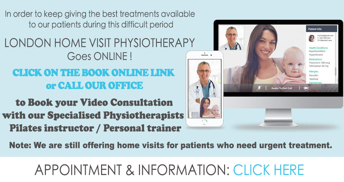 physiotherapy London physiotherapist